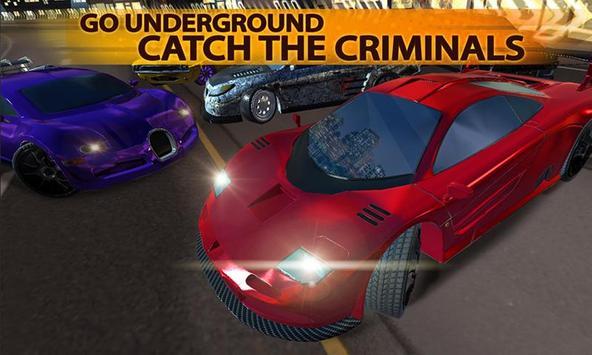 Freeway Fury Car Racing 3D screenshot 2