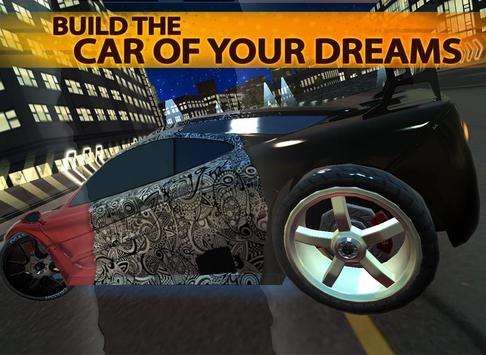 Freeway Fury Car Racing 3D screenshot 6