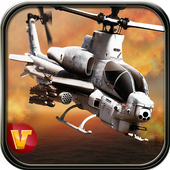 Helicopter Pilot Air Attack icon