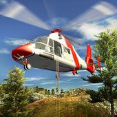 Helicopter Rescue Hero 2017 icon