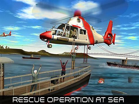 Helicopter Rescue Hero 2017 apk screenshot