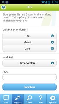 ImpfManager apk screenshot