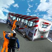 Police Bus Prisoners Transport icon
