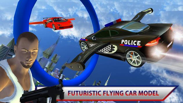 Police Car Flying Chase apk screenshot