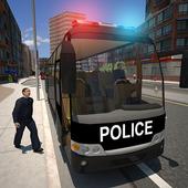 Police Bus Driver: Prison Duty icon