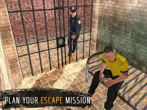 Prisoner Escape Police Plane apk screenshot
