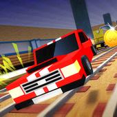 Supercar Subway Cartoon Racer icon