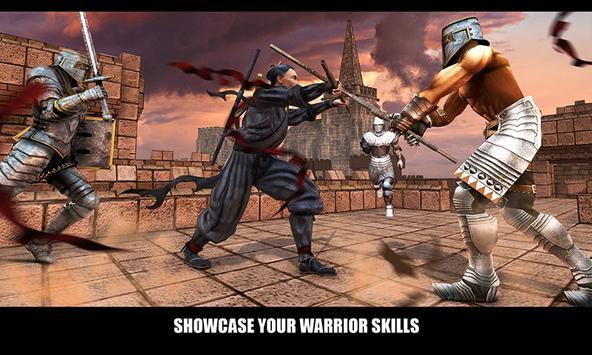 Ninja Warrior Survival Fight apk screenshot