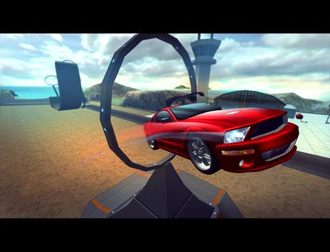 San Andreas Flying Car Sim 3D apk screenshot