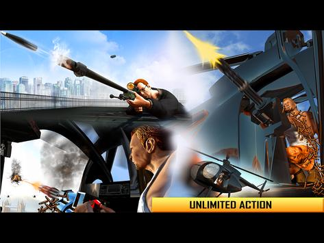 Silent Mission: NY 2 London apk screenshot