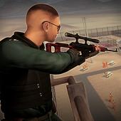 Sniper Duty: Prison Yard icon