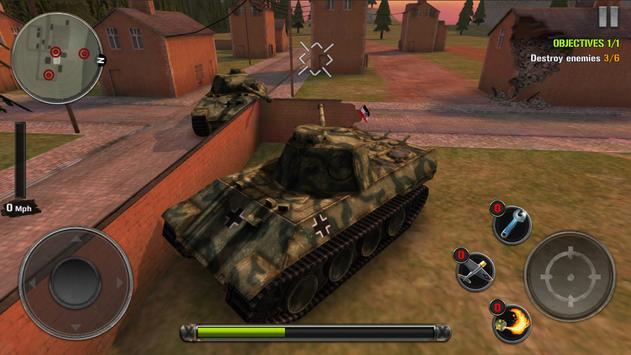 Tanks of Battle: World War 2 apk screenshot