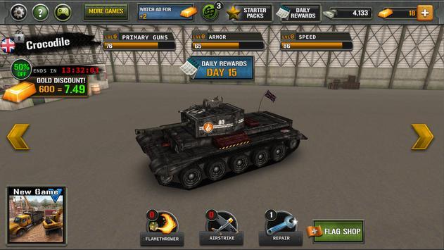 Tanks of Battle: World War 2 स्क्रीनशॉट 5