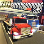 3D Truck Driving 2017 icon