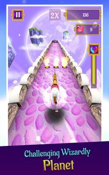 🦄 My little unicorn runner 3D screenshot 2