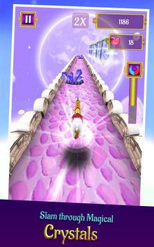 🦄 My little unicorn runner 3D screenshot 3