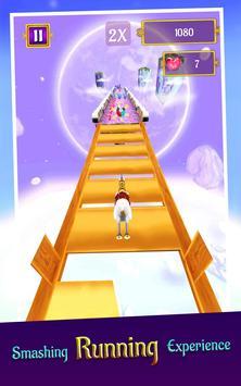 🦄 My little unicorn runner 3D screenshot 4