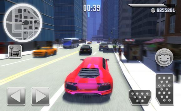Wedding Limousine driver 3D apk screenshot