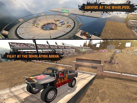 Whirlpool Demolition Derby Car screenshot 17