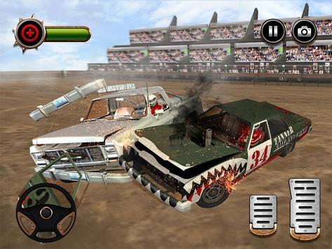 Whirlpool Demolition Derby Car screenshot 10