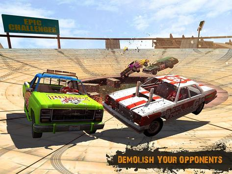 Whirlpool Demolition Derby Car screenshot 12