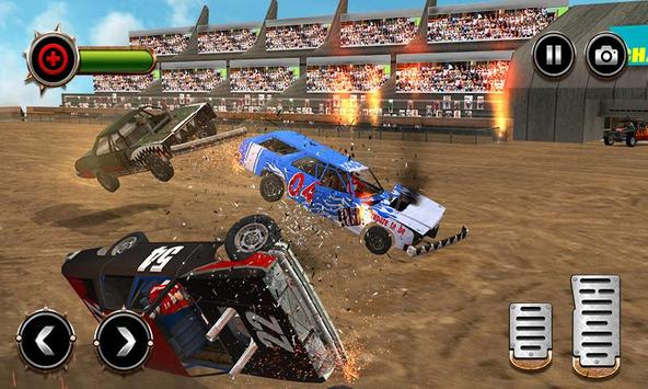 Whirlpool Demolition Derby Car apk screenshot