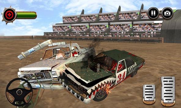 Whirlpool Demolition Derby Car screenshot 3