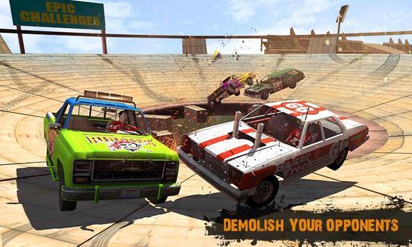 Whirlpool Demolition Derby Car screenshot 5