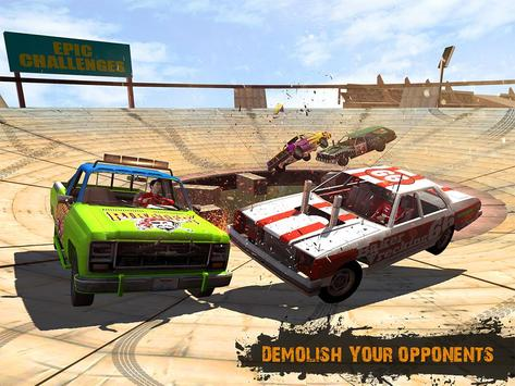Whirlpool Demolition Derby Car screenshot 6