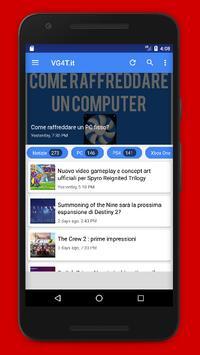 VG4T it - News Videogiochi e Console 2 0 (Android