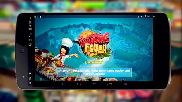 Guide For Cooking Fever poster