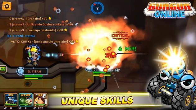 Gungun capture d'écran 2