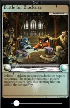 BitCrystal Card Game Browser apk screenshot