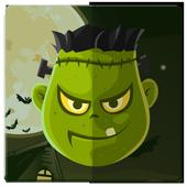 Zombie Halloween Run icon