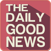 The Daily Good News icon