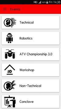 GTU Central Techfest '16 apk screenshot