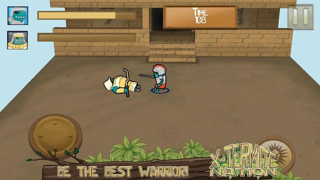 X Termite Nation apk screenshot