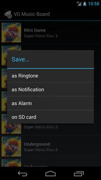 Video Games Jukebox apk screenshot