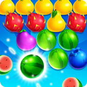 Farm Bubble Shooter Story - Fruits Mania icon