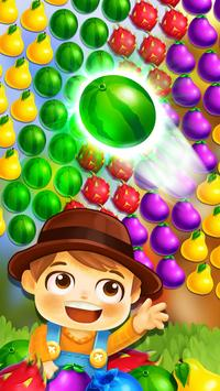 Farm Bubble Shooter Story - Fruits Mania screenshot 10