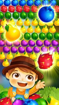 Farm Bubble Shooter Story - Fruits Mania screenshot 7