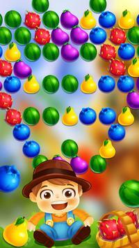 Farm Bubble Shooter Story - Fruits Mania screenshot 9