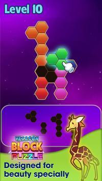Hexagon Block Puzzle screenshot 12