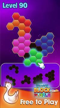 Hexagon Block Puzzle screenshot 2