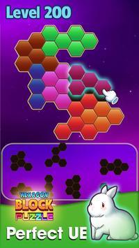 Hexagon Block Puzzle screenshot 3