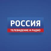 Russia. Television and Radio. icon