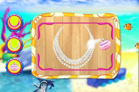 Cute Mermaid MakeUp Salon screenshot 2