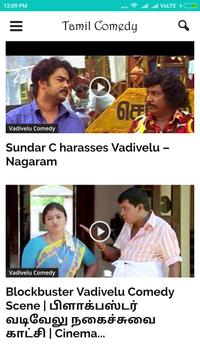 Tamil Comedy poster