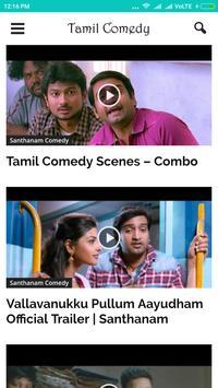 Tamil Comedy apk screenshot