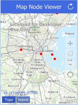 My Map Node Viewer apk screenshot